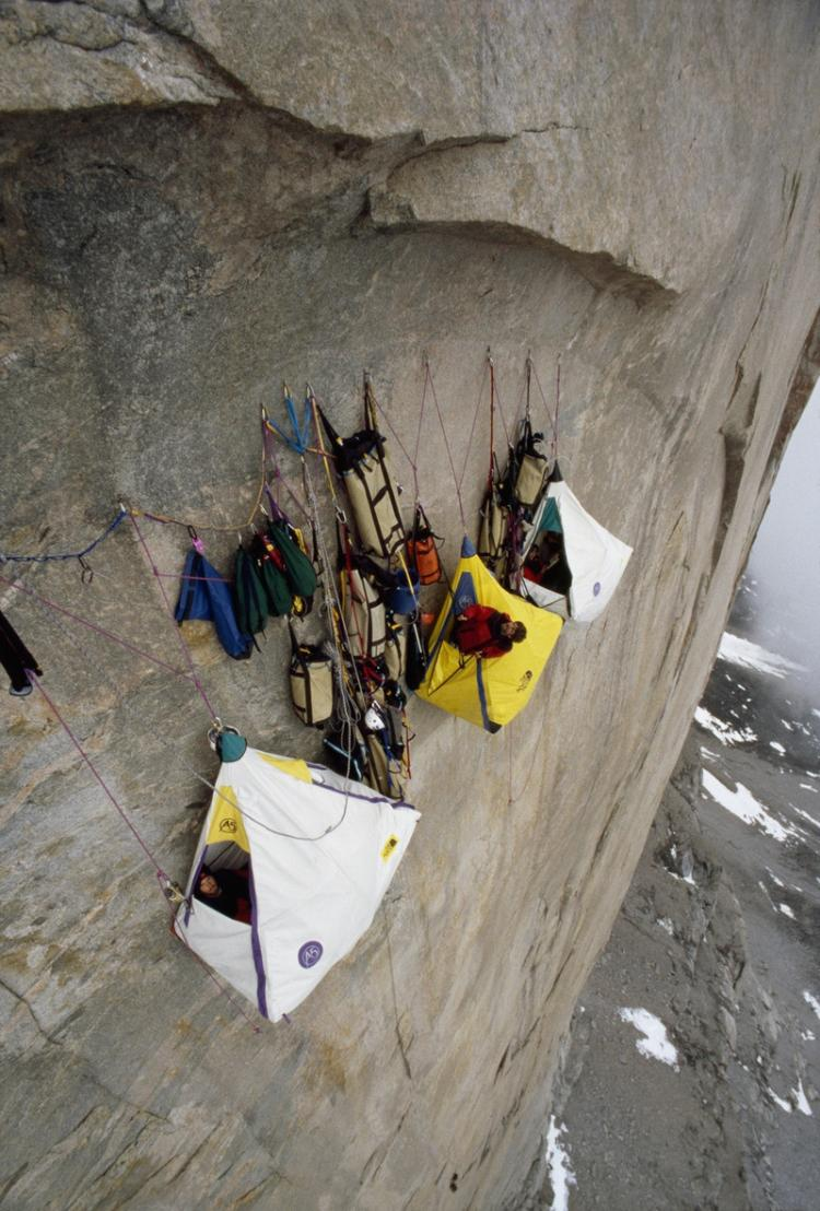 cliff-camping