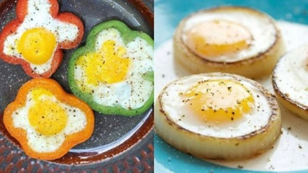 Genius-Food-Ideas-Eggs-and-Bell-Peppers